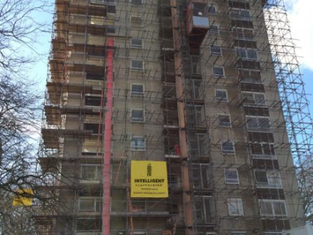 About Our Liverpool Scaffolding Business